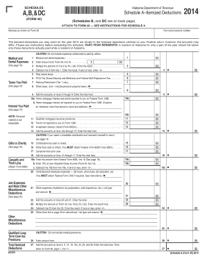 2014 Form 1040 (Schedule D) - IRS.gov