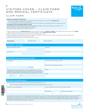 Doctor Certificate For Claim - Fill Online, Printable, Fillable ...