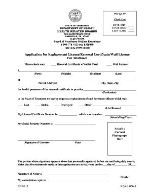 5 Printable medical examiner's certificate wallet card ...