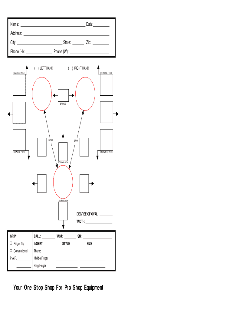 It is an image of Printable Bowling Lane Diagram for length