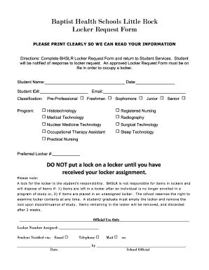 Printable request for locker edit fill out download form printable request for locker edit fill out download form templates in pdf word requesttocloseanunauthorizedaccount thecheapjerseys Gallery