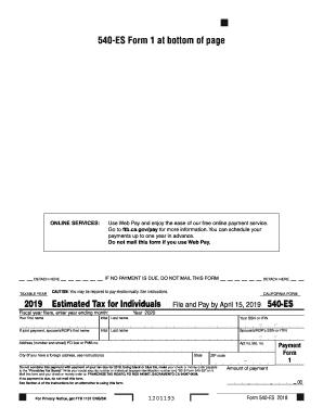 2018 Form CA FTB 540 Fill Online, Printable, Fillable, Blank - PDFfiller