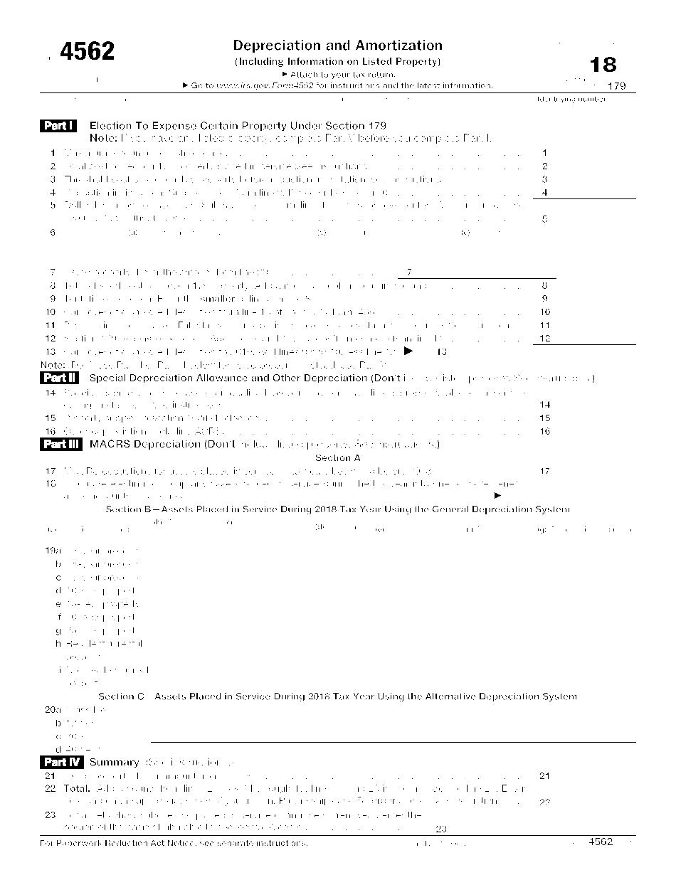 Form 4562