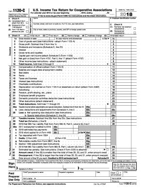 IRS 1120-C form | PDFfiller
