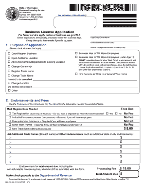 2018 Form WA BLS-700-028 Fill Online, Printable, Fillable