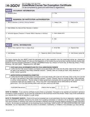 H 3gov Form - Fill Online, Printable, Fillable, Blank | PDFfiller