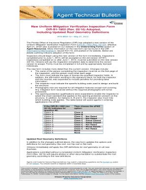 Fillable Online nachi New Uniform Mitigation Verification ...