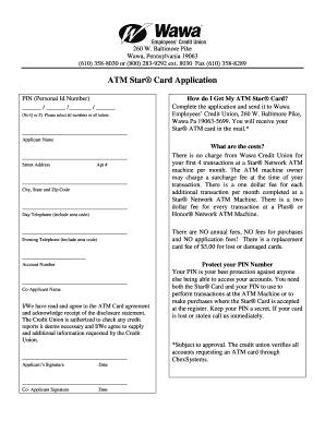 wawa employment application pdf fill online printable fillable