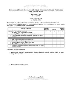 sample evaluation form for an event templates fillable printable samples for pdf word. Black Bedroom Furniture Sets. Home Design Ideas
