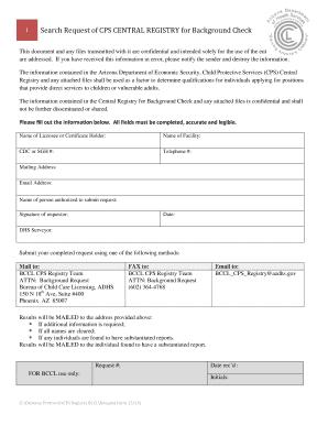 online check registry