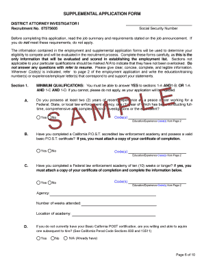 DAI I sample application - San Diego County District Attorney - sdcda