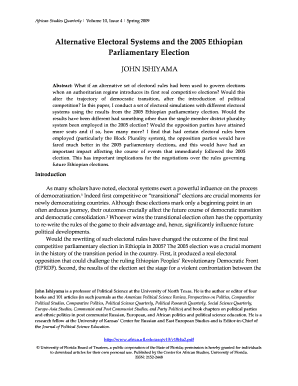 Ethiopian power of attorney sample in english fill out online alternative electoral systems and the 2005 ethiopian yadclub Gallery