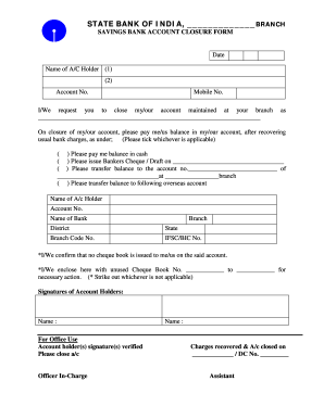 bank change order form template