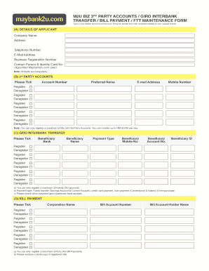 business credit application template Forms - Fillable & Printable ...
