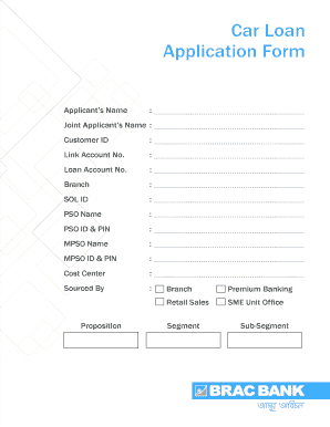 Printable Loan Application Form Bangla And Document Blanks To Submit