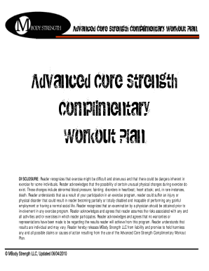 Editable kettlebell workout chart - Fillable & Printable Online