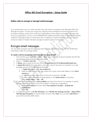 Editable rms template encrypt - Fill, Print & Download
