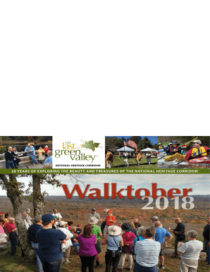 Walktober Offers Something For Everyone This Fall - The Last Green ...