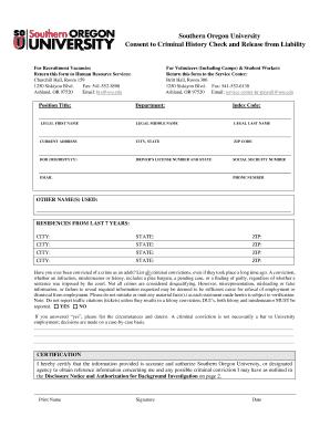 criminal background check nj - Edit, Fill, Print & Download