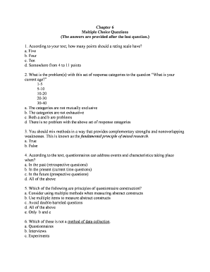 Answers and multiple questions choice 300+ TOP