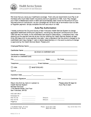 hss 48 form - Edit, Print, Fill Out & Download Online