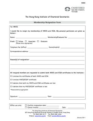 Editable resignation letter sample doc personal reason ...