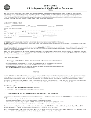 east georgia college dependent verification worksheet - Dependent Verification Worksheet