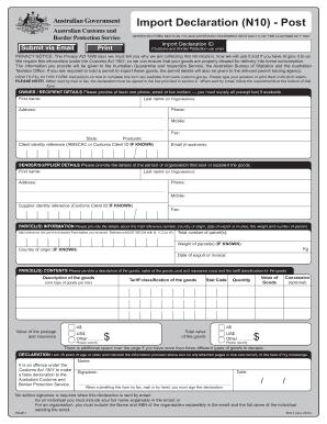b374 import declaration goodn10post_submit pdf