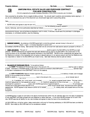 Bill Of Sale Form California Offer To Purchase Real Estate Form ...