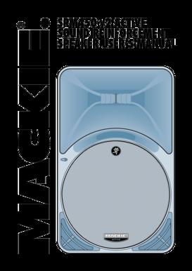 Fillable Online SRM450v2 Active Sound Reinforcement Speaker Users