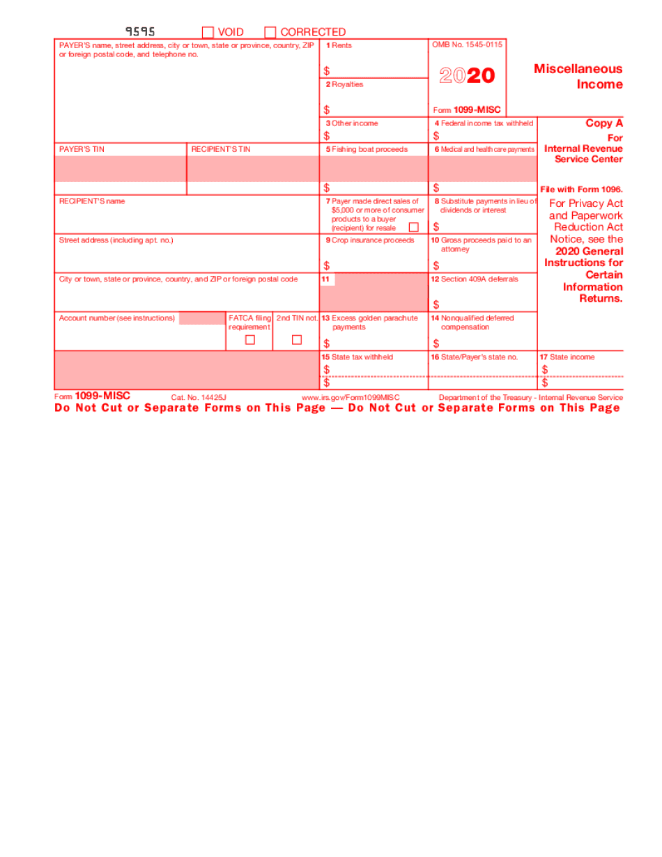 1099 form download
