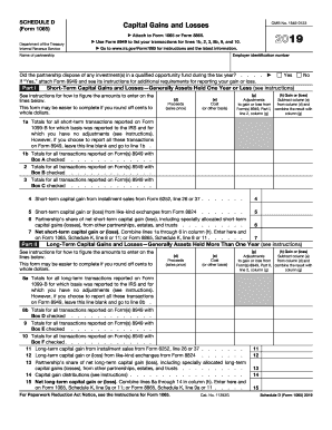 form 1065 instructions 2018