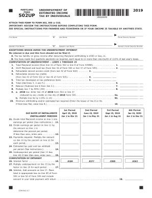 Maryland 502 form 2017 printable fill out and sign printable pdf.
