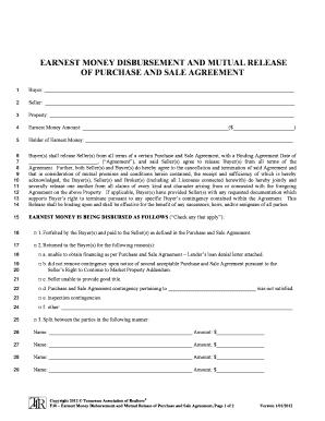 Sample Demand Letter For Return Of Earnest Money