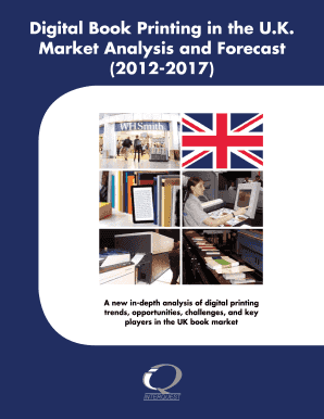 Digital Book Printing in the U.K. Market Analysis and ... - Interquest