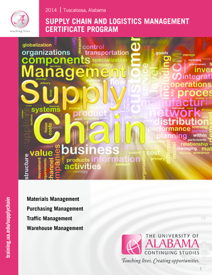 Fillable sourcing and procurement in supply chain management