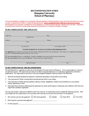 Hampton admissions essay