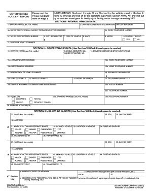 accident report 2004-2019  form