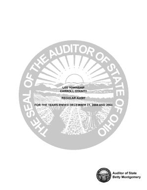 Carroll County Auditor Ohio Property Search - County Auditor