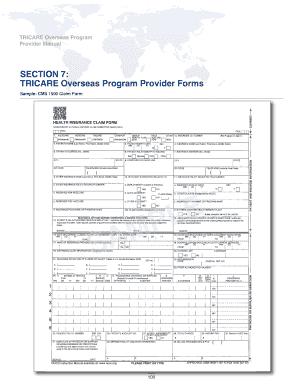Ub 04 Form Sample Fill Online Printable Fillable Blank Pdffiller