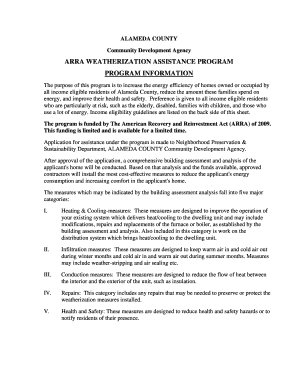 photo regarding Printable Liheap Application called Liheap Program Pdf Alameda County - Fill On the web