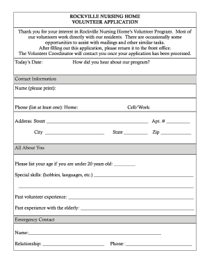 5359256 Volunteer Job Application Forms on blank volunteer application forms, volunteer application template, printable college application forms, festival booth application forms,