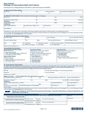federal grant application filing name