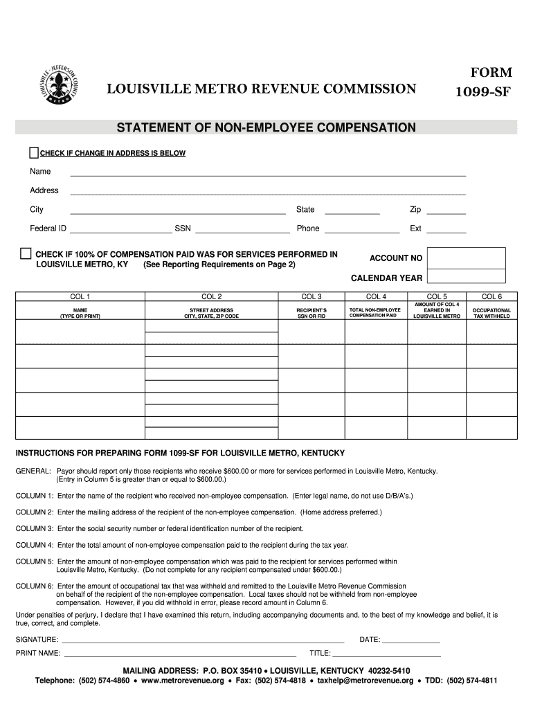 Sf 1099 - Fill Online, Printable, Fillable, Blank   pdfFiller