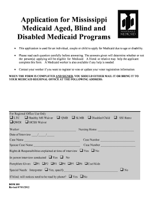 photograph relating to Printable Medicaid Application referred to as Mississippi Medicade On the web Applcation - Fill On the internet