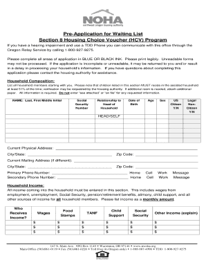 housing application template - apply for section 8 nyc forms and templates fillable