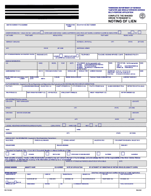 Franchise forms for Bill of sale with lien template