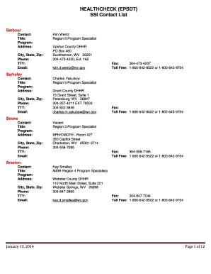Printable Epsdt Form For Wv - Fill Online, Printable, Fillable ...