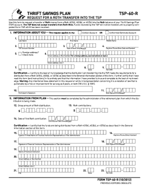 tsp60 fill online printable fillable blank pdffiller rh tsp60 form pdffiller com