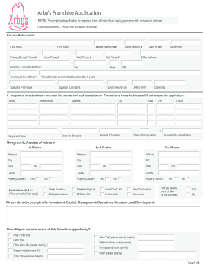 employment applications printable